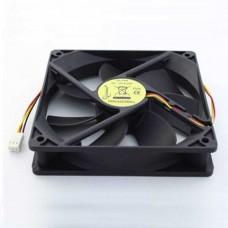Вентилятор для корпуса Gembird D120SF12A3, 120*120*38, 12v, подшипник скол., 3P