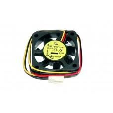 Вентилятор Gembird 40x40x10, 3pin, шнур 7см, [D40SM-12A]