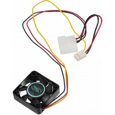 Вентилятор Deepcool XFAN 40 40x40x10 3pin+4pin (molex) 24dB 16g RTL