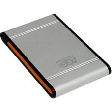 "Внешний корпус AgeStar SUB2A1 USB2.0 to 2,5""hdd SATA алюминий"