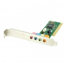 Звуковая карта C-media 8738 4channel PCI