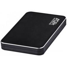 "Внешний корпус AgeStar IUB2O1 Black USB 2.0 to 2,5""HDD IDE алюминий"