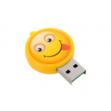 """Картридер Human Friends Speed Rate """"Smile"""" All-in-one, микро, T-flash, Micro SD, USB 2.0"""