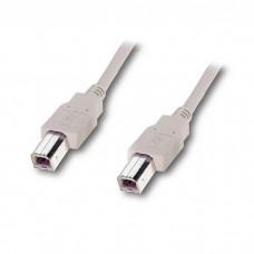 Кабель USB-BB (квадратный разъм)