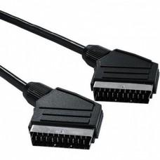 Кабель межблочный SCART <--> SCART 21 pin, 1,8 м