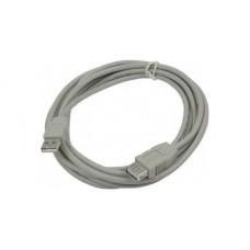 Кабель USB-АА (удлинитель) 3м m/f