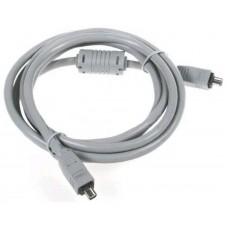 Кабель FireWire IEEE 1394 4p4p 1.8m с ф/фильтром