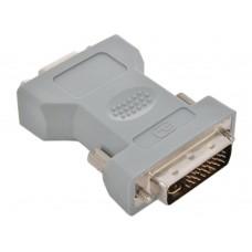 Адаптер (переходник) VGA розетка / DVI-I вилка