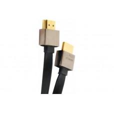 Кабель HDMI вилка - HDMI вилка, длина 1м, Belsis