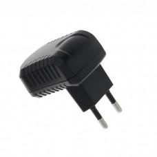 Адаптер питания Cablexpert MP3A-PC-08 100/220V - 5V USB 1 порт, 1A, черный