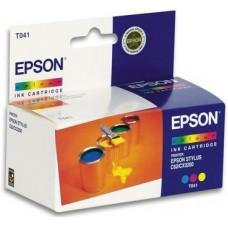 Картридж Epson T041 цв (Epson c62) (о) АКЦИЯ!!!