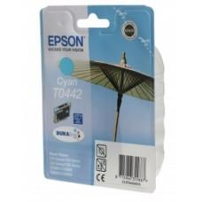 Картридж Epson T0442 (Epson c84) cyan (o) АКЦИЯ!!!