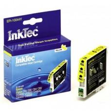 Картридж Epson T0444 (Epson c84) yellow InkTec