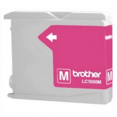 Картридж Brother LC1000M magenta for DCP-130/330 InkTec
