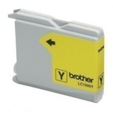 Картридж Brother LC1000Y yellow for DCP-130/330 Inktec