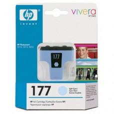 Картридж HP 177 C8775HE (HP Photosmart 8253) light cyan 5.5ml (o) просроченный