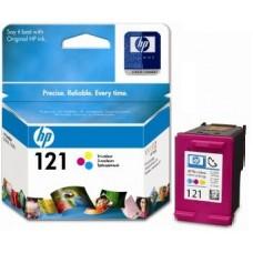 Картридж HP 121 цветной (HP Deskjet D2563, F4283 ) (o)