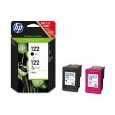 Картридж HP 122 (черный+цветной) СH562HE CH561HE CR340HE (HP Deskjet 1050, 2050.2050s) (o)