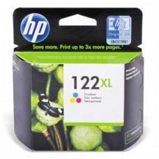 Картридж HP 122XL цветной СH564HE (HP Deskjet 1050, 2050.2050s) (o)
