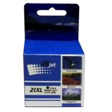 Картридж HP 121 XL чёрный (HP Deskjet D2563, F4283) CC641HE 19мл Unijet