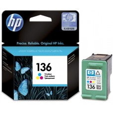 Картридж HP 136 (HP 9361, PSC 1513) 5ml (o)