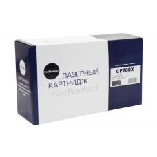 Картридж HP LJ CF280X Pro 400 M401/Pro 400 MFP M425 (NetProduct) NEW CF280X, 6,9K