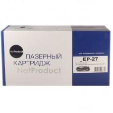 Картридж Canon EP-27 для Canon LBP-3200, MF3110, 5630, 5650. NetProduct