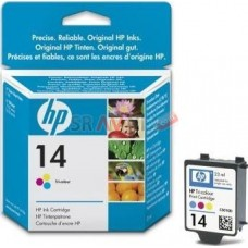 Картридж HP 14  c5010de (d125xi, d135, d145, d155, 7110, 7130, 7140)