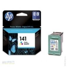 Картридж HP 141 СB337HE color (o)