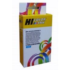Картридж HP 178 XL CB323 cyan для C5383/C6383/B8553/D5463 Hi-Black