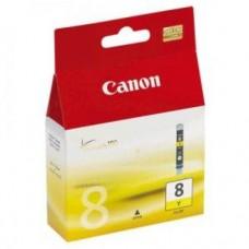 Картридж Canon CLI-8 yellow (o)