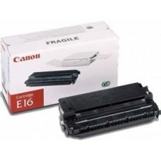Картридж Canon E-16 (о) (n) - CANON FC 100/108/128/200/310/530/740/780/PC-860/980.