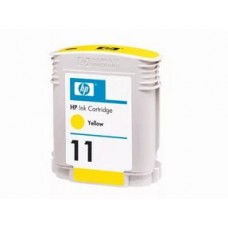 Картридж HP 11 yellow c4838a DJ 2000C/CN/2500C/2200/2250/500/800, №11 (Hi-Black)