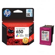 Картридж HP 650 цветной (HP Deskjet IA 2515/2516), CZ102AE Hi-Black