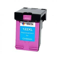 Картридж HP 122XL цветной СH562HE (HP Deskjet 1050, 2050.2050s) UniJet