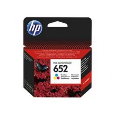 Картридж HP 652 цветной (HP DJ1115/2135/3635/3636 ) (О) F6V24AE, color
