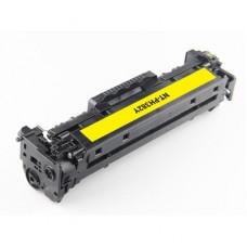 Картридж HP LJ CF382A HP CLJ Pro MFP M476dn/dw/nw (NetProduct) №312A, Yellow 2,7К