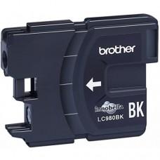 Картридж Brother LC980/LC1100 черный / 980/ 67/ 65/ 61/ 38BK/ DCP-145C/ 385C/ 585CW/ 6690 Hi-Black