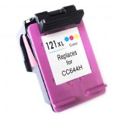 Картридж HP 121 цветной XL (HP Deskjet D2563, F4283 ) Unijet просроченный