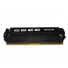 Картридж HP LJ CE410X HP CLJ Pro 300 Color M351/M375/Pro400 Color/M451 (NetProduct) BK