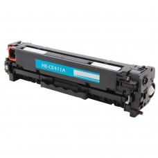 Картридж HP LJ CE411A HP CLJ Pro 300 Color M351/Pro400ColorM451 NetProduct CE411A, C, 2,6K, 305C