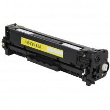 Картридж HP LJ CE412A HP CLJ Pro 300 Color M351/Pro400ColorM451 CE412A, Yellow, 2,6K, NetProduct