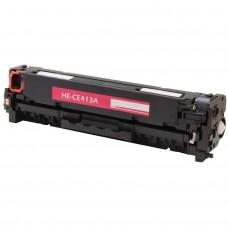Картридж HP LJ CE413A HP CLJ Pro 300 Color M351/Pro400ColorM451(O) CE413A, Magenta, 2,6K, NetProduct