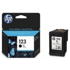 Картридж HP 123 черный HP DJ2130 F6V17AE (o)