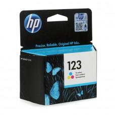 Картридж HP 123 цветной HP DJ2130 F6V16AE (o)