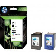 Картридж HP 21+22 SD367AE DJ3920/3940 (о)