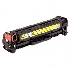 Картридж HP LJ Color CC532A CP2025/CM2320/Canon LBP-7200 Canon 718 2.8K жёлтый NetProduct