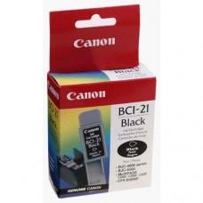 Картридж Canon BC-21 черный (o)