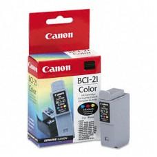 Картридж Canon BC-21 цветной (о)