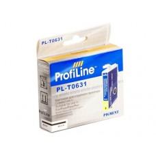 Картридж Epson T0631 ч (Epson с67/87) ProfiLine